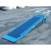 Buy cheap loading ramp from wholesalers