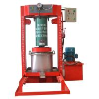 Buy cheap High Oil Yield Hydraulic Sunflower Seeds Oil Press from wholesalers