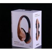 China 1:1 with original Monster Diamond Tears EDGE on-ear headphones GOLD Limited Edition made in china on sale