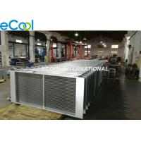 Buy cheap VOC Gas Finned Tube Heat Transfer , Stainless Steel Finned Tube Heat Exchangers from wholesalers