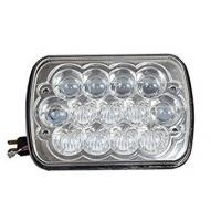 Buy cheap Led Square Work Light 7 Inches 5D 13 Pieces*5W Cree Chips 5800lm With Die-Cast Aluminum Housing from wholesalers