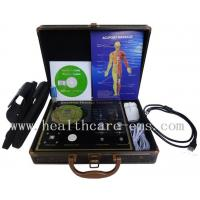 Buy cheap Digital Body Fat Quantum Resonance Magnetic Health Analyzer French Version from wholesalers