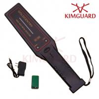Buy cheap High Performance Hand Held Metal Detector For Woodworkers ,  Police Handheld Security Scanner from wholesalers