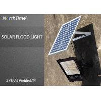 Buy cheap 6500K Solar LED Garden Lights , Rechargeable Outdoor Solar LED Floodlight from wholesalers
