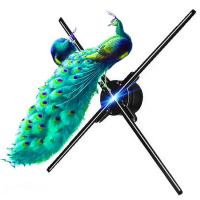 Buy cheap Naked Eyes 3D Holographic Display Four Blades For Indoor Wifi App Control product
