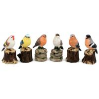 Buy cheap Polyresin birds with sensor, muscial birds from wholesalers