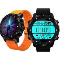 Buy cheap ODM New Outdoor Rugged Smart Watch Mobile Phone OLED Screen With IP67 Waterproof from wholesalers