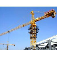 Buy cheap 10 ton tower crane,china,CE,mobile, from wholesalers