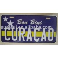 Buy cheap Car License Plate from wholesalers
