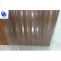 Buy cheap Glass Fiber FRP Daylight Transparent Roofing Sheets FRP Clear Light Weight Roof Tiles from wholesalers