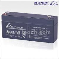 Buy cheap low self-discharge lead acid battery 6V,  3.2AH product