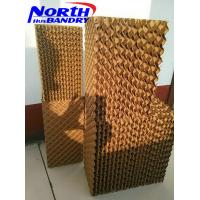 Buy cheap Thailand Bangkok Without air movement evaporative cooling pads can from wholesalers