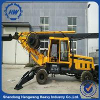 Buy cheap Hot sales hydraulic rotary piling drilling rig rotary pile rig for sale from wholesalers
