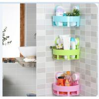 Buy cheap Wall Mounted Household Storage Racks , ABS Bathroom Kitchen Rack from wholesalers