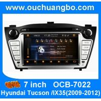 Buy cheap Car multimedia player for Hyundai Tucson /IX35 2009-2012 with bluetooth driver OCB-7022 from wholesalers