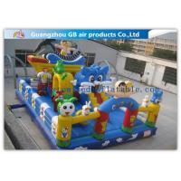 Buy cheap Ocean Style Inflatable Playground Equipment Happy Game Toys For Children product