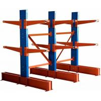 Buy cheap Industrial Storage Cantilever Racking Systems With Light Duty 50 - 200kg from wholesalers