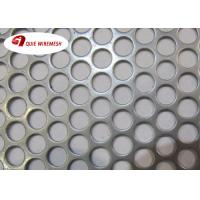 Buy cheap Expanded Metal Mesh Panels Perforated Metal Plate For Architectural from wholesalers