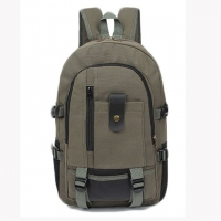 Buy cheap OEM ODM Canvas College Bookbags For Teenagers product