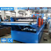 Buy cheap Color Steel C Section C Channel Roll Forming Machine for Pre Engineered Building product
