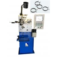 Quality High Accuracy Compression Spring Machine 1200m / Min With CNC Control System for sale