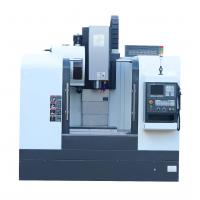 Buy cheap Vertical Type Metal Milling Machine , Small 5 Axis CNC Milling Machine from wholesalers