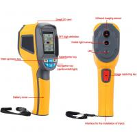 Buy cheap Digital IR Infrared Thermal Camera Handheld Thermal Imager For Hunting Tools Colorful Screen -20-300 Degree 32X32 from wholesalers
