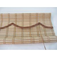 Buy cheap Functional Natural Bamboo Roman Shades Mould Proof Compact Framework from wholesalers