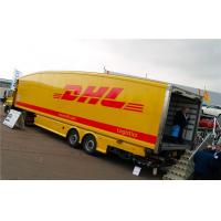 China Door to Door Road Freight Services to India 5-40 DAYS , Cargo DHL Global Express on sale