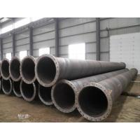 Buy cheap dredging pipe with flanges product