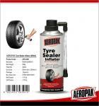Buy cheap Puncture Preventative Emergency Tyre Repair , 500ml Tire Inflator Sealer from wholesalers