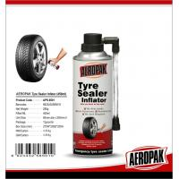 China Non Corrosion Car Tyre Sealant And Inflator To Prevent Unexpected Leakage on sale
