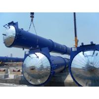Buy cheap Industrial Insulated AAC Pressure Vessel Autoclave,Automatic Door Operator product