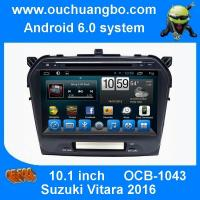 Buy cheap Ouchuangbo car radio 10.1 inch android 6.0 for Suzuki Grand Vitara 2016 with  steering wheel control bluetooth USB from wholesalers