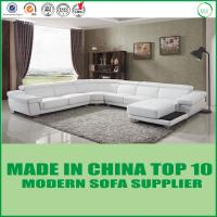 Buy cheap White Best-Selling Brief Casual Chair Leather Sofa Home Furniture from wholesalers