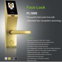Buy cheap KO-FACELOCK1000 face lock with 3 lnch Capacitive Touch Screen and zinc alloy from wholesalers