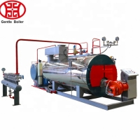 Buy cheap Autoclave Disinfection 10bar 2Ton/H Oil Steam Boiler from wholesalers