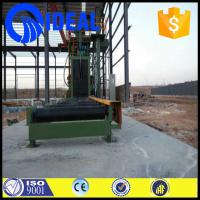 Buy cheap Full-automatic advanced technology shot peening shot blasting machine from wholesalers