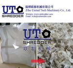 Buy cheap plastic woven bags shredder, plastic jumbo bag, package bag shredder - plastic double shaft shredder, plastic granulator from wholesalers