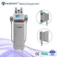 Buy cheap high performance USA ice cool shaping cryolipolysis fat freezing equipment from wholesalers