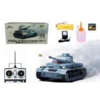 Buy cheap RC Tank---1:16 PzKpfw.IV AUST. F2 R/C tank with Smoke and Sound from wholesalers