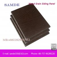 Buy cheap Home wall decorating cladding panels exterior wall covering  3050*192*7.5/9mm from wholesalers