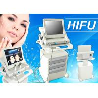 Buy cheap Skin Tightening Ultrasound Face Lift Machine Home / Spa / Clinics / Doctor Use from wholesalers