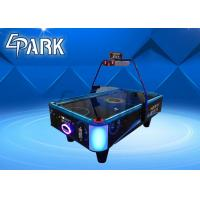 Buy cheap Large Video Game 2 Air Hockey Game Machines Star Hockey Table Price from wholesalers