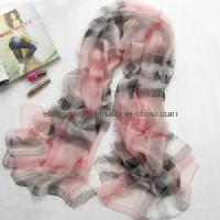 Buy cheap Lady′s Fashion Silk Scarf 5s-105 from wholesalers
