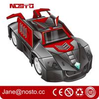 Buy cheap BSCI factory / Handmade toys for boy , diy car model, 3d puzzle vehicle from wholesalers