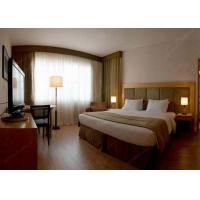 Buy cheap High Gloss Royal Luxury Bedroom Furniture For Hotel Guest Room / Lobby from wholesalers