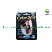 Buy cheap All Natural Male Enhancement Increase Time, Sexual Confidence Triple Extenzen / Herbal Sex Pills from wholesalers