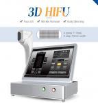 Buy cheap Beauty machine Intensity focused ultrasound hifu portable machine body slimming 3d hifu from wholesalers