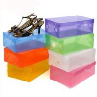 Buy cheap Plastic Storage Box for Shoes from wholesalers